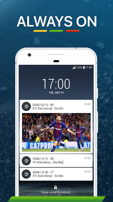 365Scores - Live Score screenshot 12
