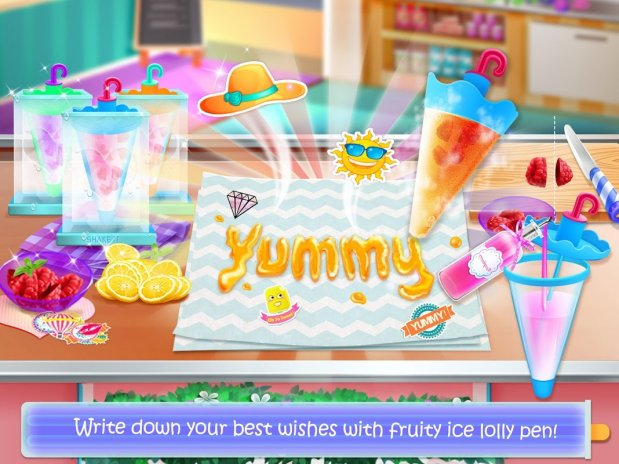 Ice cream lollipop maker cook make food games 11 download apk ice cream lollipop maker cook make food games screenshot 4 ccuart Image collections