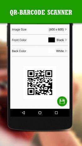 qr code scanner in myntra app