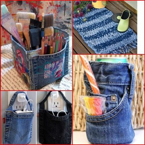 Recycled Jeans Craft Ideas1 0 Lhpsh Apk Gia Android Aptoide