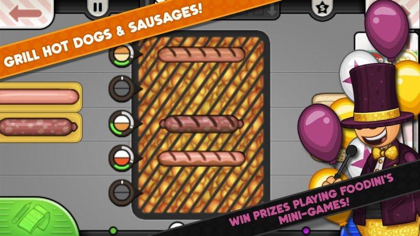 Скачать игру papa's hot doggeria to go! На андроид бесплатно.