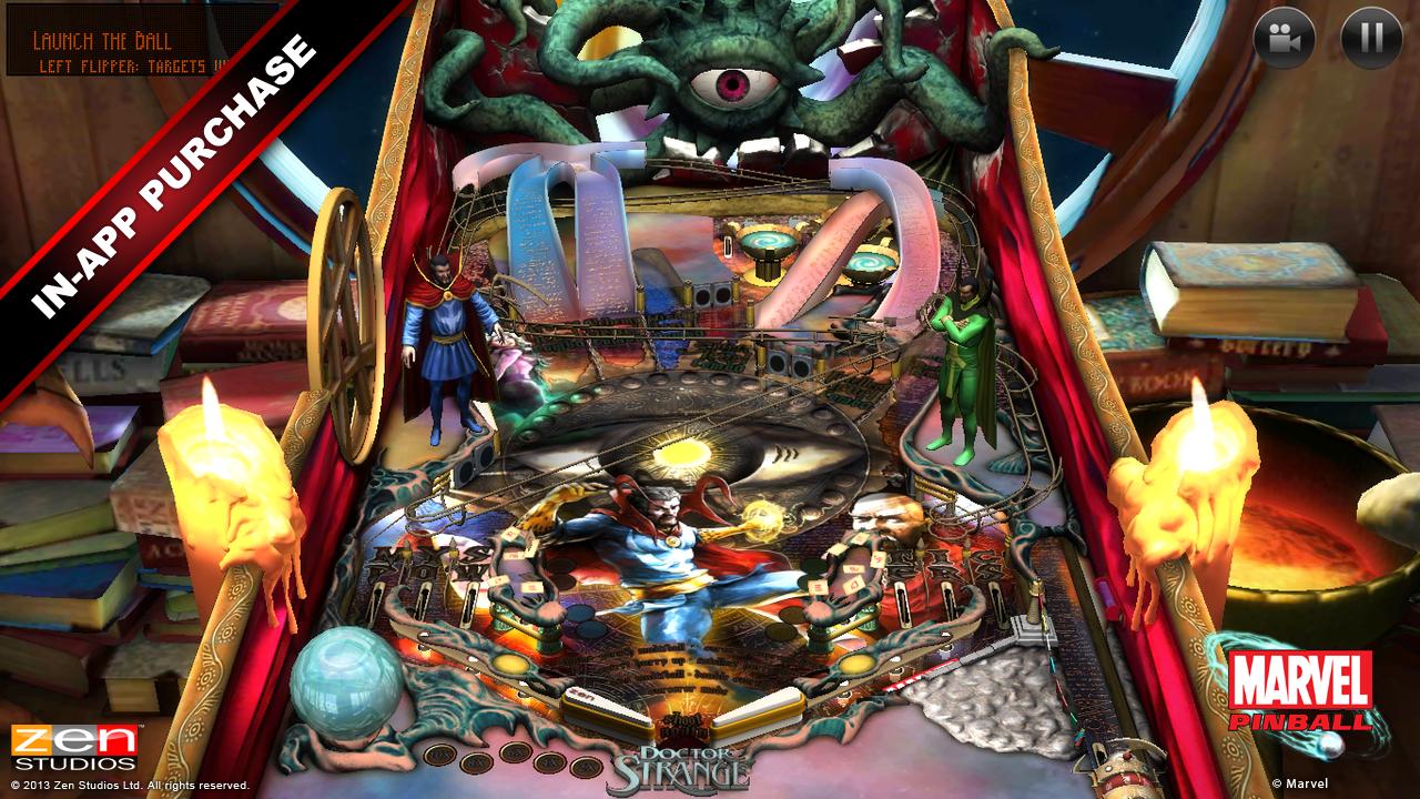 Marvel Pinball screenshot 1