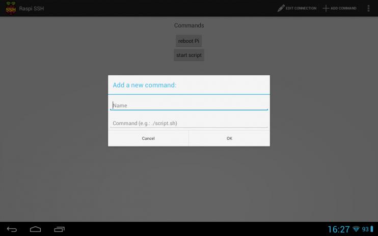 Raspi SSH 1 4 Download APK for Android - Aptoide