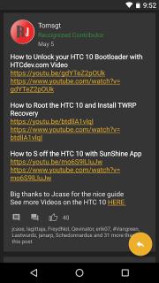 XDA screenshot 3