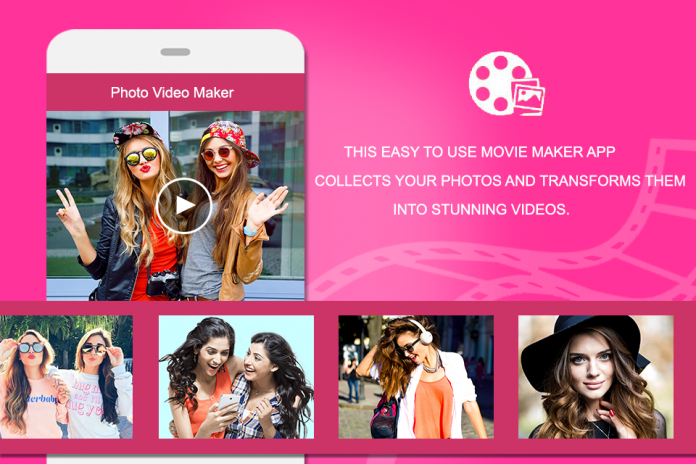 download app photo video maker with music