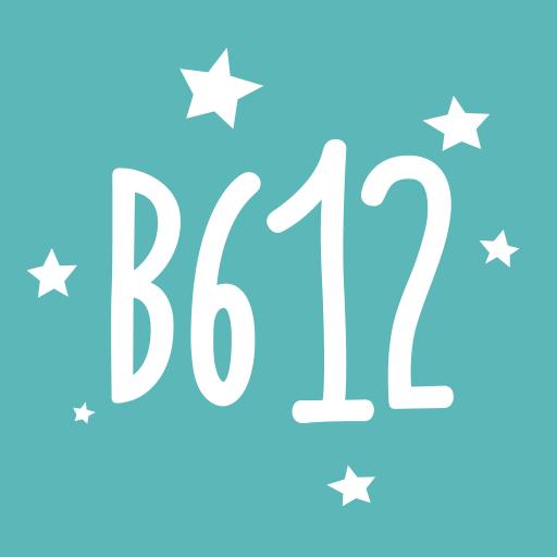 B612 - Selfiegenic Camera