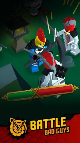 LEGO® Ninjago™ WU-CRU 110.11.348 Download APK for Android - Aptoide