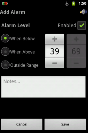 Battery Alarm Lite 2 0 Download APK for Android - Aptoide