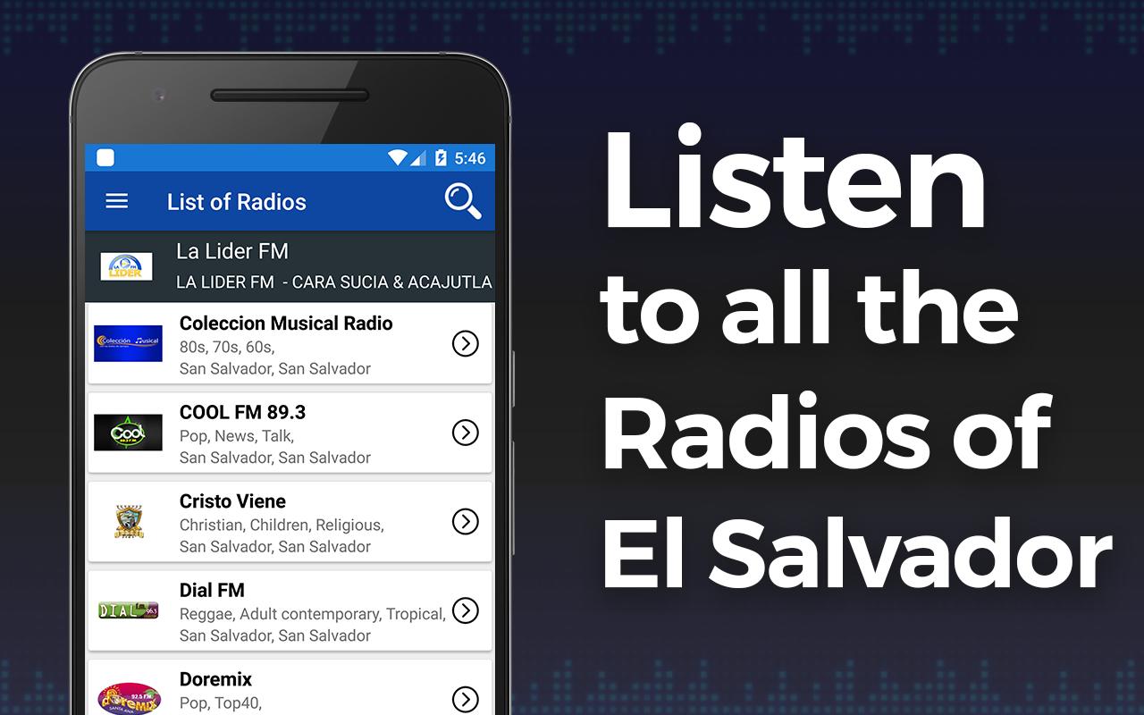 Radio clasica el salvador online dating