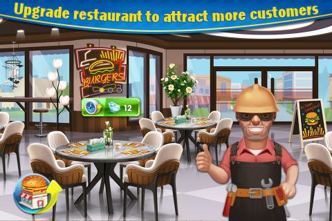 Crazy Cooking - Star Chef screenshot 11
