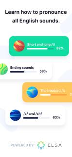 ELSA Speak: Online English Speaking App for mobile screenshot 6
