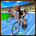 BMX Cycle Race - Bicycle Stunt