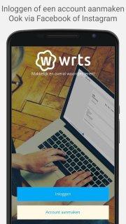 WRTS - Woordjes leren screenshot 1