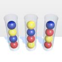 Puzzle Sort Balls 3D