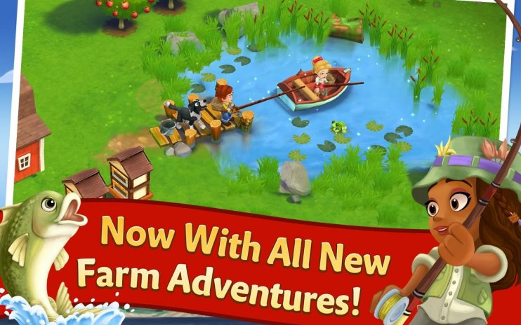 FarmVille Country Escape Download APK For Android - Country games