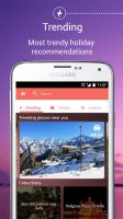 Trip Planner: Travel India App Screen
