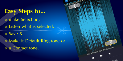 Mp3 Cutter And Ringtone Maker Screen