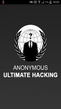 Anonymous Ultimate Hacking 1 0 Download APK for Android