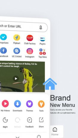 UC Browser Mini - Smooth 12 11 6 1205 Download APK for
