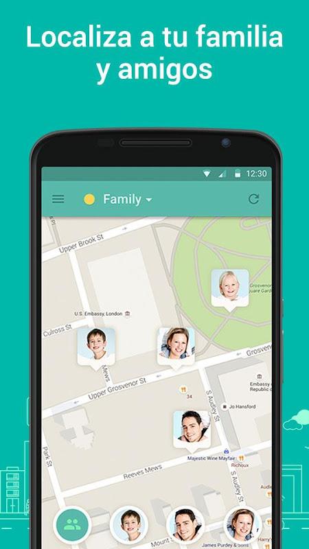 app para localizar amigos android