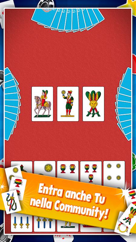giochi di carte tresette da