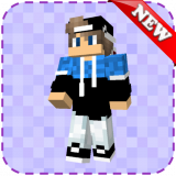 Popular Skins for Minecraft PE Icon