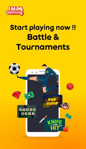 IM Gaming - Play Battles & get Free Data Daily screenshot 5