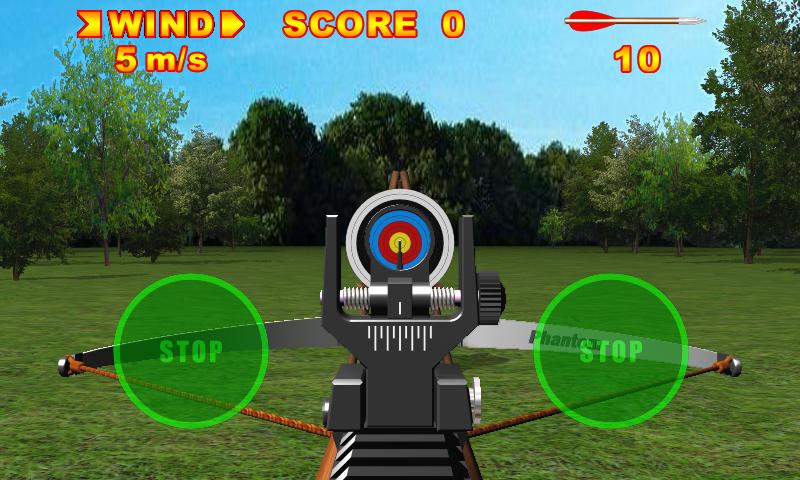 Crossbow Shooting deluxe screenshot 5