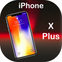iPhone X Plus Launcher 2020: Themes & Wallpapers