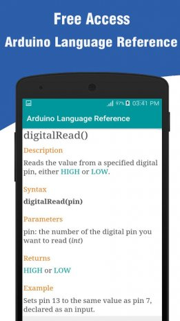 Arduino Reference 1 3 2 Download APK for Android - Aptoide