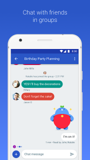 Android Messages screenshot 2