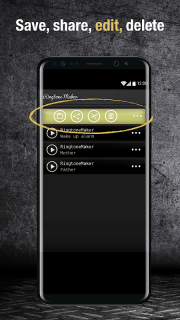 Call Ringtones Maker screenshot 7