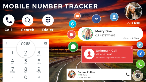 Mobile number tracker screenshot 12