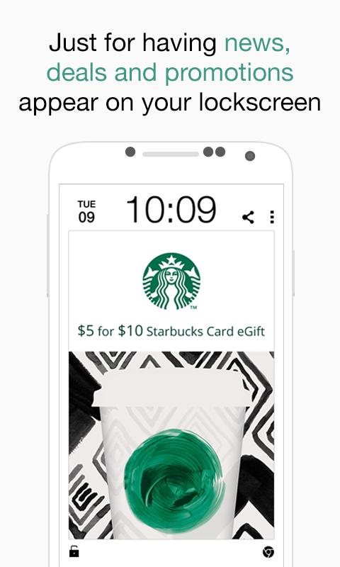 Slidejoy - Lock Screen Cash screenshot 2