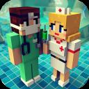 Hospital Craft: Medizinische & bauen Spiele