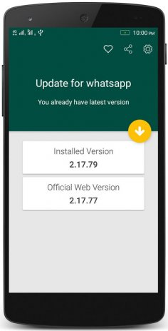Update for Whatsapp 1 9 Download APK for Android - Aptoide
