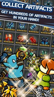 Endless Frontier – RPG Online screenshot 6