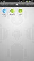 DroidScript - JavaScript Mobile Coding IDE Screen