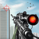 Real Sniper Shooter: FPS Sniper Shooting Game 3D