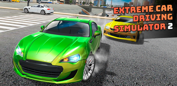 download game extreme car driving simulator mod money