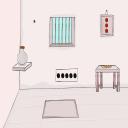 Chalky White Room Escape