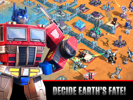 TRANSFORMERS: Earth Wars screenshot 3