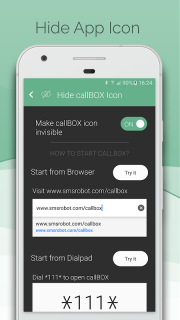 Automatic Call Recorder & Hide App Pro - callBOX screenshot 4