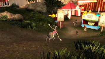 Goat Simulator GoatZ Screen