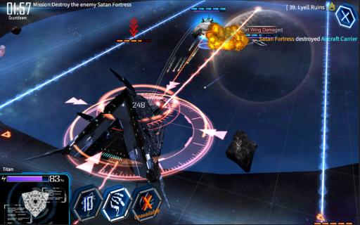 Galaxy Reavers - Space RTS screenshot 17
