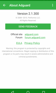 AdGuard 2 1 359 Download APK for Android - Aptoide