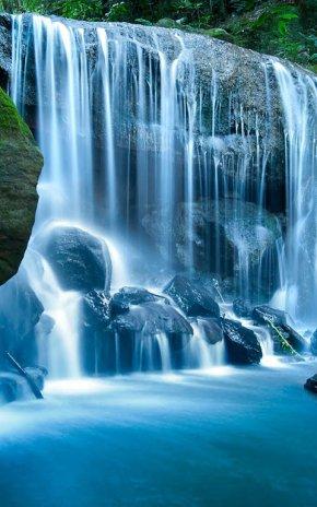 61+ Gambar Air Terjun Indah Kekinian