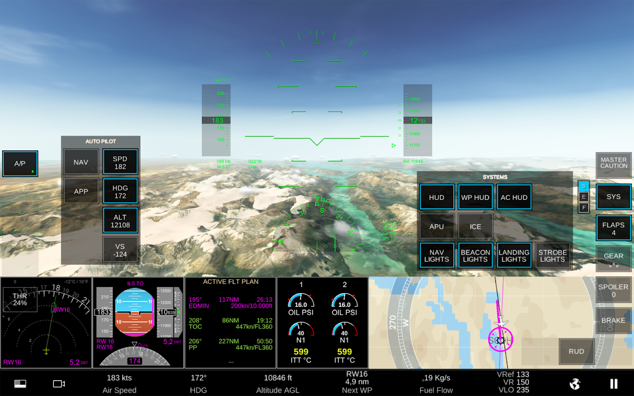 RFS - Real Flight Simulator screenshot 10