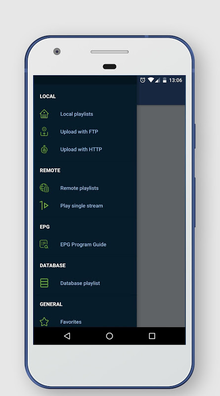 Go IPTV M3U screenshot 2