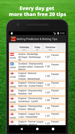 Free Betting Prediction & Betting Tips 1 3 Download APK for